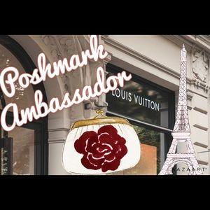 Handbags - Poshmark Ambassador status! Yay! 🥳🤗